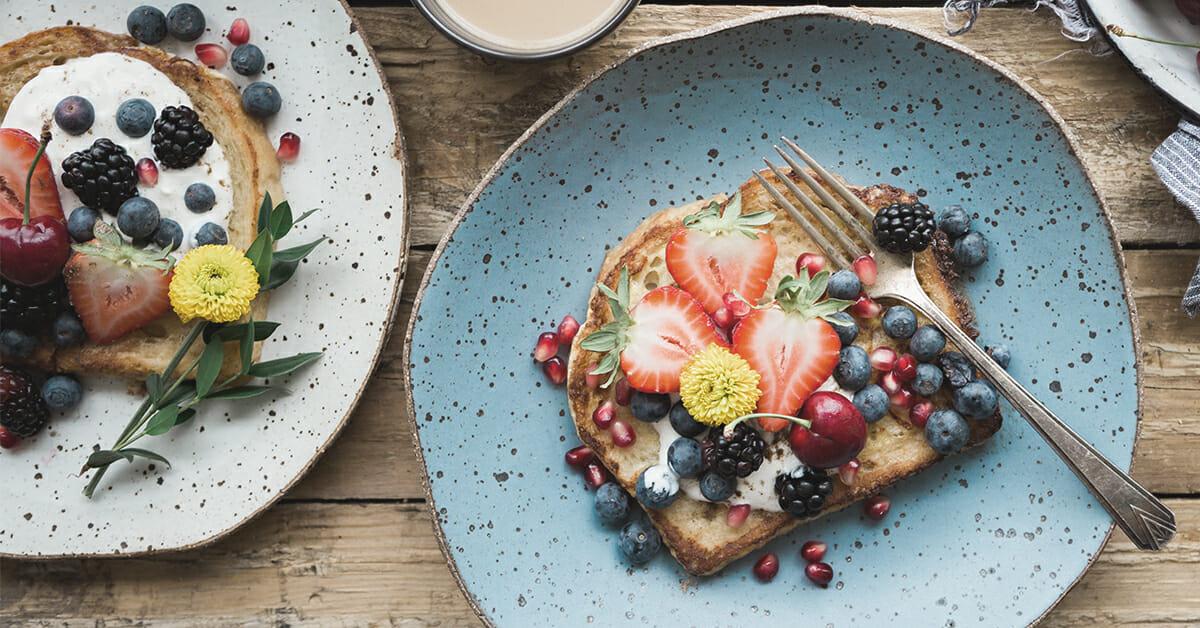 Eet je huid stralend, wat voeding met je doet - blog