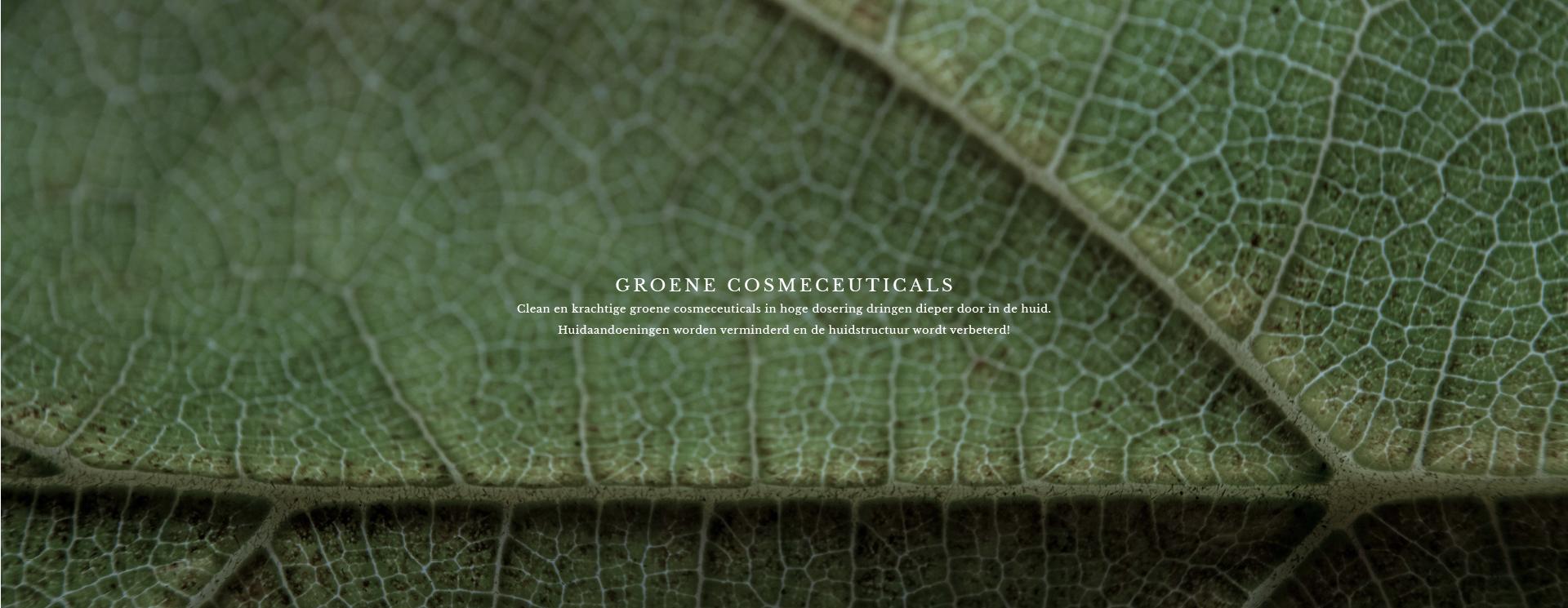 groene cosmeceuticals
